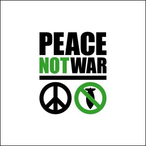 "Cover of ""Peace Not War"""