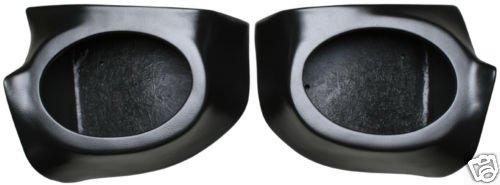 Ssv Works Polaris Ranger Gen 2 Front Stereo Speaker Pods Designed For 6X9 Speakers