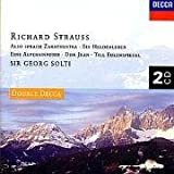 echange, troc  - Richard Strauss : Also Sprach Zarathustra - Ein Heldenleben - Eine Alpensinfonie - Don Juan -Till Eulenspiegel