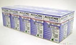 Accu-Chek Inform II (500 Strips - 10 boxes of 50)