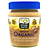 Biona Organic Smooth Peanut Butter 250g