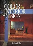 img - for Color in Interior Design CL 1st (first) edition Text Only book / textbook / text book