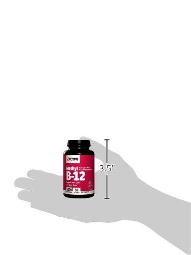补充精力/帮助造血/改善皮肤,Jarrow Formulas 维生素B12 60粒图片