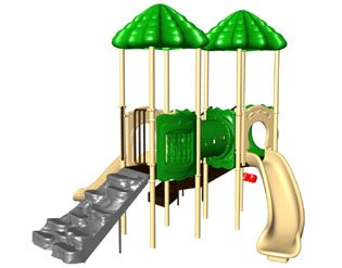 Childrens Commercial Play Equipment