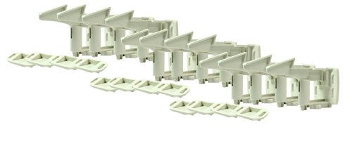 KidCo Spring Action Cabinet Lock 12-Pack