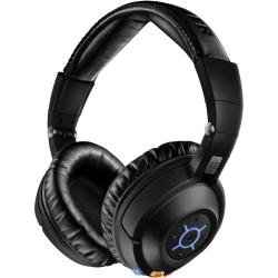 Sennheiser MM 550 Travel Bluetooth Wireless Headset (Black/Blue) (Discontinued by Manufacturer)