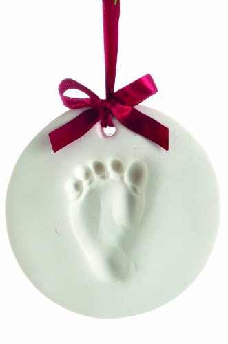 Pearhead Baby Hanging Keepsake, Holiday