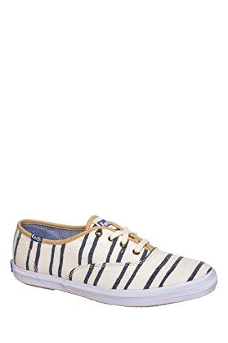 Champion Wash Stripe Low Top Sneaker
