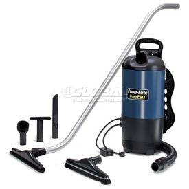 POWR-FLITE Back Pack Vacuum Pf1000bp 10 quart