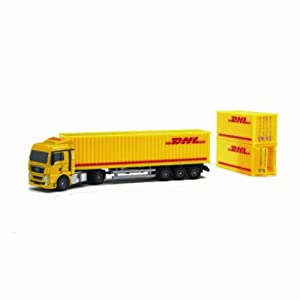 Amazon bruder toy trucks with trailers