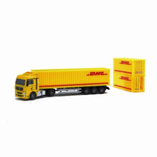 bruder-0620-mini-man-lkw-mit-dhl-containersattelzug