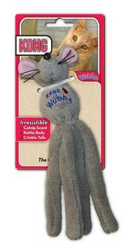 (Price/1)Kong Cat Wubba Mouse – Wc55