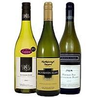 NZワイン飲むならやっぱりソーヴィニヨンブラン地区別飲みくらべ3本セット2013