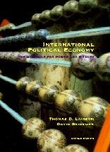 Image for International Political Economy: The Struggle for Power and Wealth