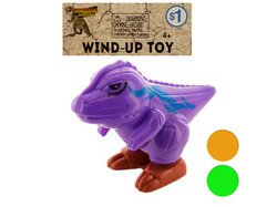Wind-Up Dinosaur Toy ( Case of 72 ) (How To Draw Animal Jam compare prices)