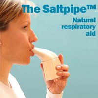 Higher Nature SaltPipe - Relief From Breathing Problems