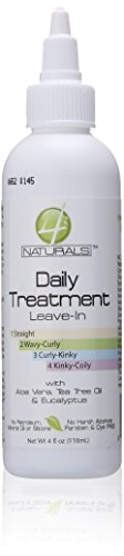 4 Naturals Daily Treatment, 4 Ounce (4 Naturals compare prices)