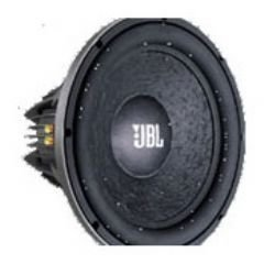 "W15Gti Mkii - Jbl 15"" 5000 Watt Competition Subwoofer"