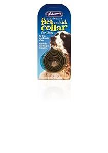 Johnson's Waterproof Flea Collar for Dogs (Size: Standard)
