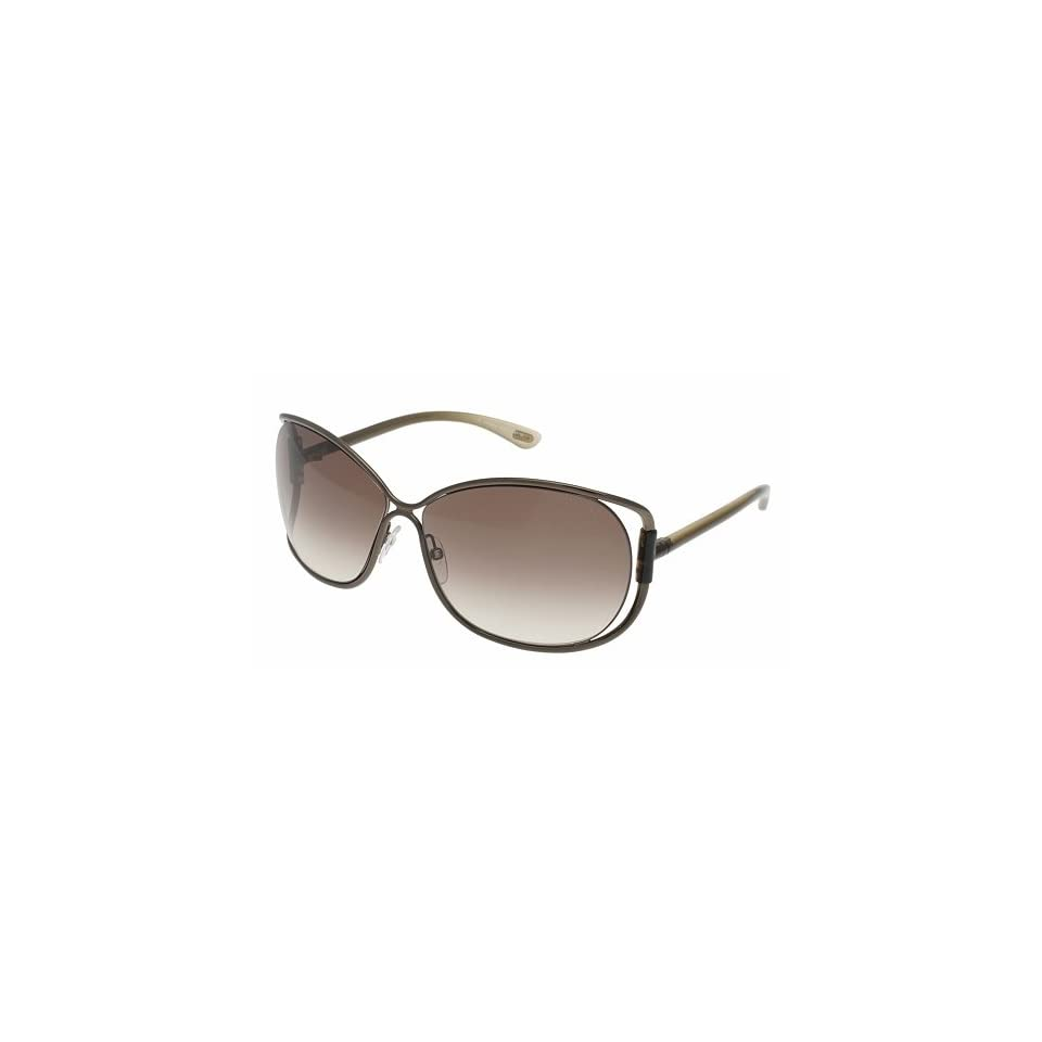 6f275cac912b9 Tom Ford EUGENIA TF156 Sunglasses Color 36F on PopScreen