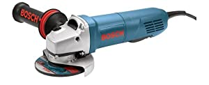 Bosch 1810PS 4-1/2-Inch Paddle Switch Grinder with Lock-On Switch