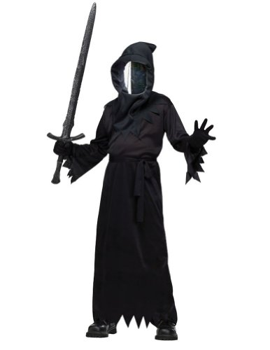 boys - Haunted Mirror Ghoul Kids Costume Sm4-6 Halloween Costume