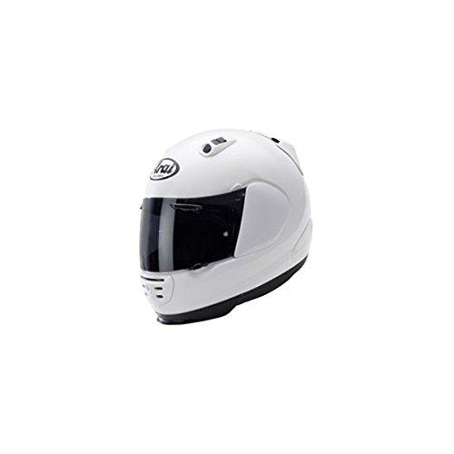 Nouveau 2015 ARAI REBEL solide moto casque blanc Matt