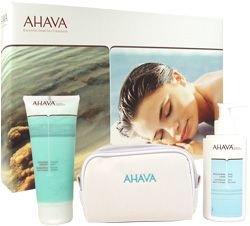 AHAVA Spa Smoothers Gift Set 3 Piece Kit
