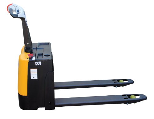 "Vestil Ept-2547-30 Fully Powered Electric Pallet Truck, 3000 Lbs Capacity, 47"" Length X 25"" Width Fork"