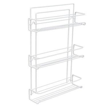 Grayline 40552, 3 Shelf Gourmet Spice Rack, White (Grayline Rack compare prices)