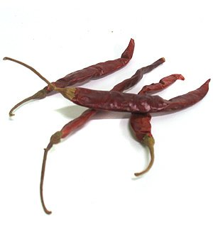 Dried De Arbol Chilies - 2 Oz.