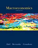 img - for Macroeconomics (8th Edition) [Hardcover] [2013] 8 Ed. Andrew B. Abel, Ben Bernanke, Dean Croushore book / textbook / text book
