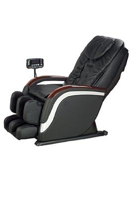 New EC03 Full Body Shiatsu Electric Massage Chair Recliner Bed w/Leg Extending EC03