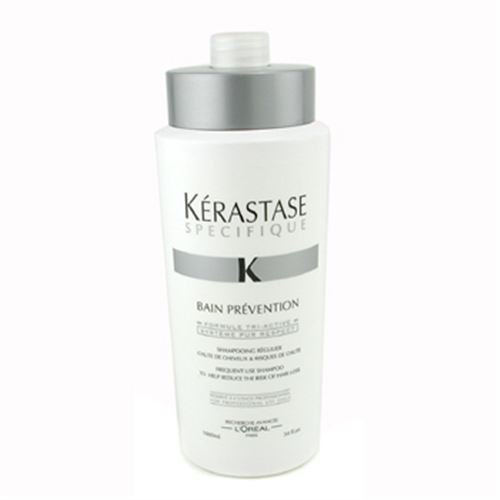 Specifique Bain Prevention Shampoo ( Help Reduce The Risk Of Hair Loss ) 1000ml/34oz