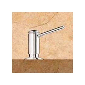 KWC Z.504.938.700 - Primo Soap/Lotion Dispenser 3 1/4 Inch - Solid Stainless Steel Finish