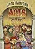 The Acts Bible Story Book: What Kids Want to Know about the Holy Spirit