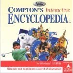 Compton's Interactive Encyclopedia (Jewel Case)