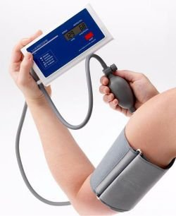 Cheap Lumiscope Digital Arm Blood Pressure Monitor (B0006V9T6Y)