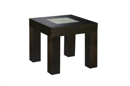 Cheap L0727B 22 Square End Table By Diamond Sofa (L0727B)