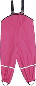 Playshoes - Pantalón impermeable recto para niños