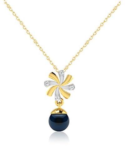 Vittoria Jewels Collar Oro Amarillo