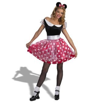 Disguise Women's Minnie Mouse Costume