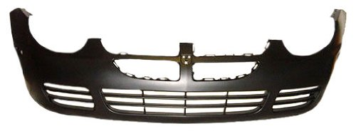 OE Replacement Dodge Neon Front Bumper Cover (Partslink Number CH1000379) (Dodge Neon 2003 Bumper compare prices)