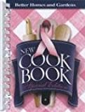 New Cook Book, Special Edition Pink Plaid: For Breast Cancer Awareness (069623310X) by Better Homes and Gardens