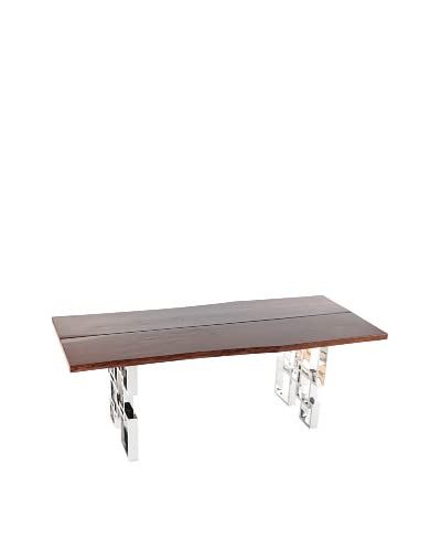 Control Brand Andersen Table, Chrome