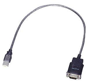 ELECOM USB to シリアルケーブル 0.5m UC-SGT