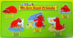 SCHOLASTIC TEACHING RESOURCES SC-0439567807 CLIFFORD FRIENDSHIP BULLETIN BOARD - Buy SCHOLASTIC TEACHING RESOURCES SC-0439567807 CLIFFORD FRIENDSHIP BULLETIN BOARD - Purchase SCHOLASTIC TEACHING RESOURCES SC-0439567807 CLIFFORD FRIENDSHIP BULLETIN BOARD (Scholastic, Office Products,Categories,Office & School Supplies,Presentation Supplies,Presentation & Display Boards,Bulletin Boards)