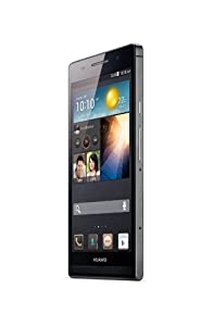 Huawei Ascend P6 SIM Free Smartphone UK - Black