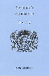 Schott's Almanac par Ben Schott