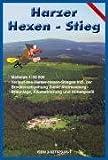 Rad- und Wanderkarte Harzer Hexen-Stieg: Massstab 1:50000